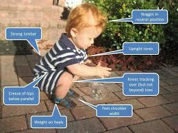 squat babby